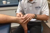 Dedicated sports physical therapist keeps athletes going globally